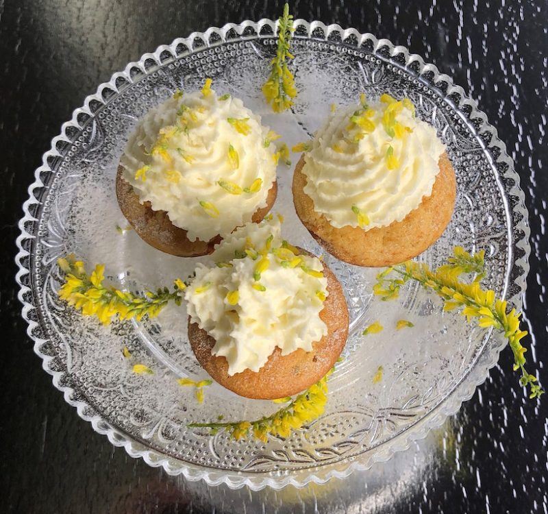 Steinklee-Muffins